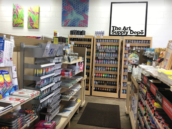 Art Supply Depo