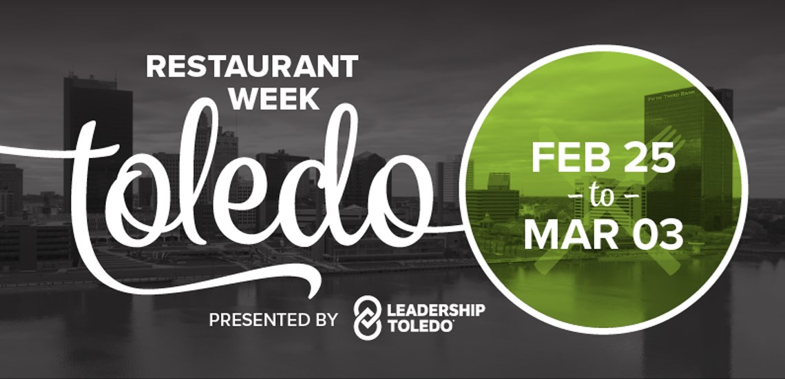 Restaurant Week Toledo is coming to Downtown