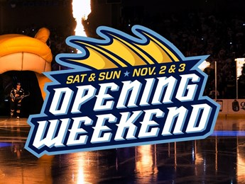 Toledo Walleye Opening Weekend