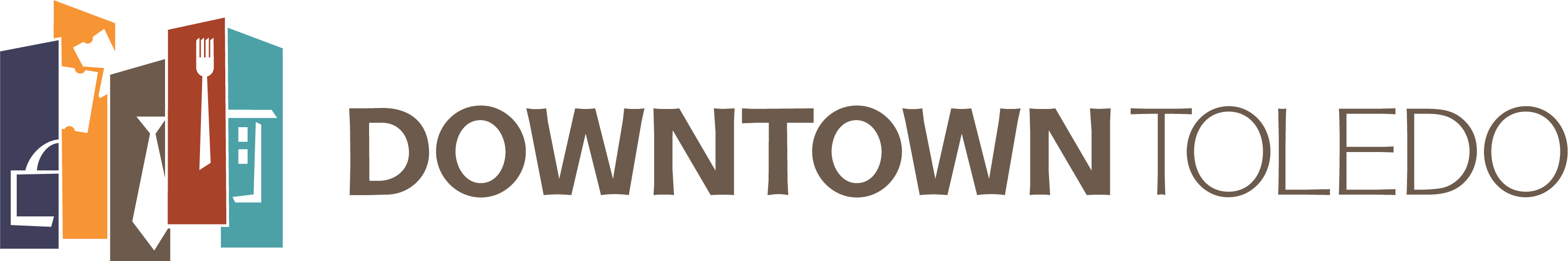 DownTown Toledo logo